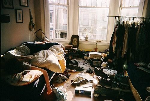 ห้องรกและสกปรกมาก ๆ จัดการยังไงดี?