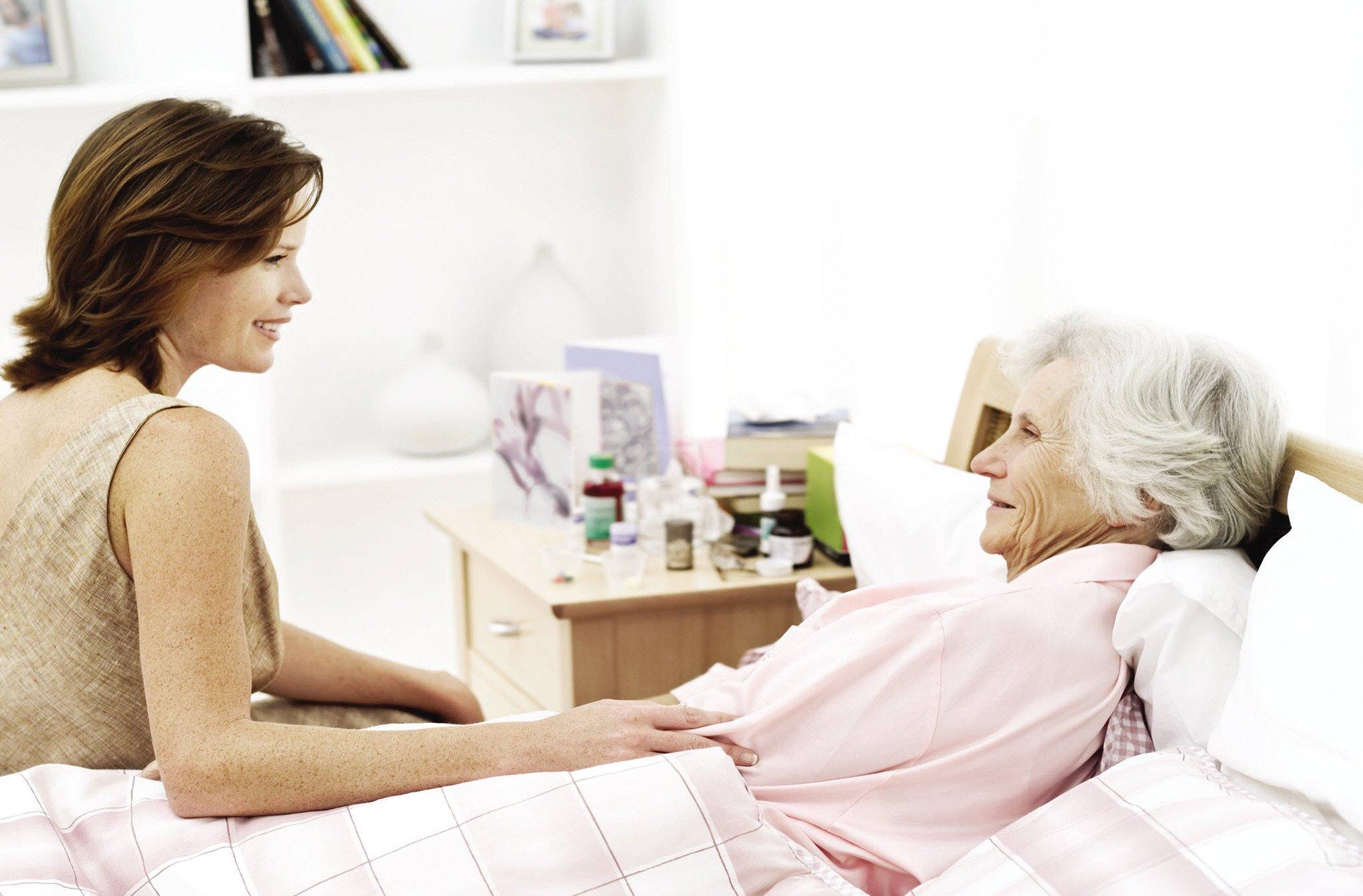 เรื่องที่คุณควรรู้ เกี่ยวกับ ผู้ป่วยนอนติดเตียง